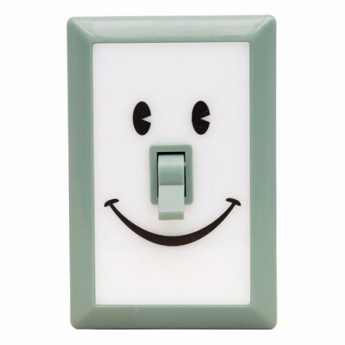 Smile switch nigth ligt mint disponible en: www.happyeureka.com