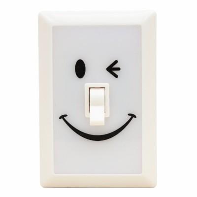Linterna switch sonrisas beige