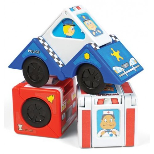 Carritos - Vroom Blox disponible en: www.happyeureka.com