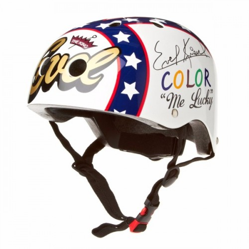 Casco - Evel Knievel disponible en: www.happyeureka.com