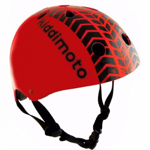Casco - Rojo neumático disponible en: www.happyeureka.com