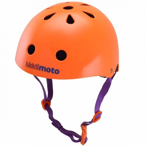 Casco - Naranja neón disponible en: www.happyeureka.com