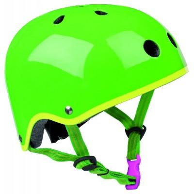 Casco - Verde  (48-52 cm)