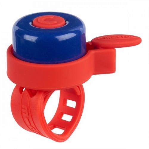 Campana micro rojo/azul disponible en: www.happyeureka.com