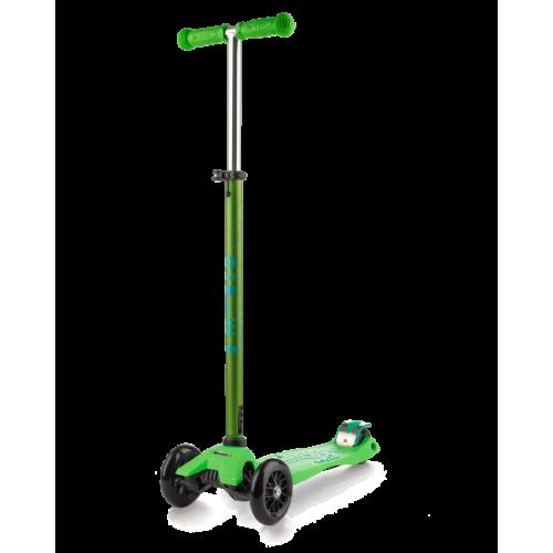 Maxi micro deluxe verde disponible en: www.happyeureka.com
