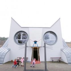 L'école Chat, Allemagne.