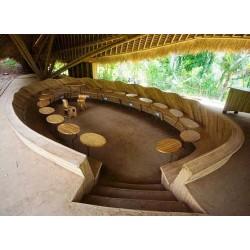 Escuela verde en Bali