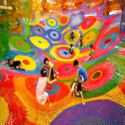Crochet Playgrounds