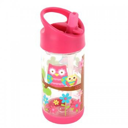 Botella de búhos disponible en www.happyeureka..com