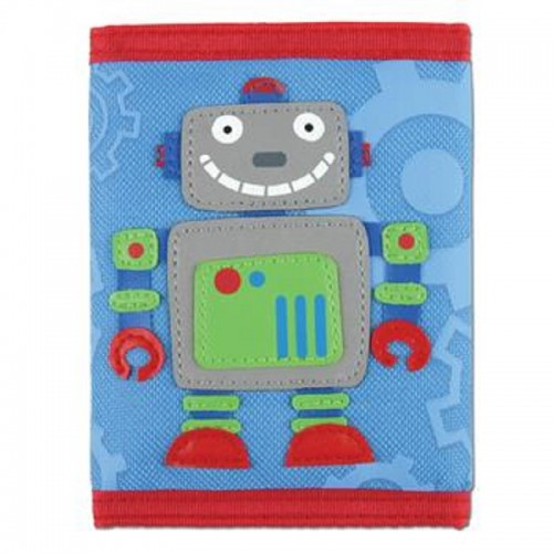 Billetera de robot disponible en www.happyeureka.com