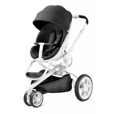 Coche de bebé - Moodd negro y blanco