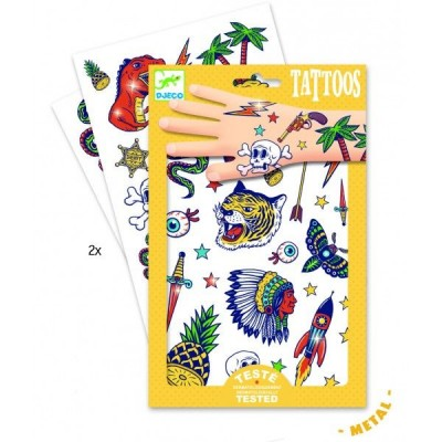 Tatuajes bang - bang