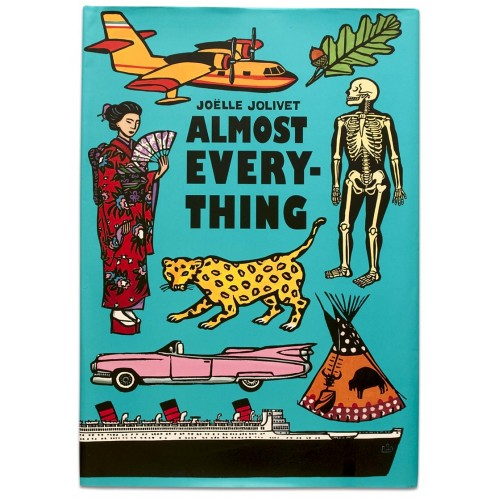 Almost everything - libros para niños disponible en: www.happyeureka.com
