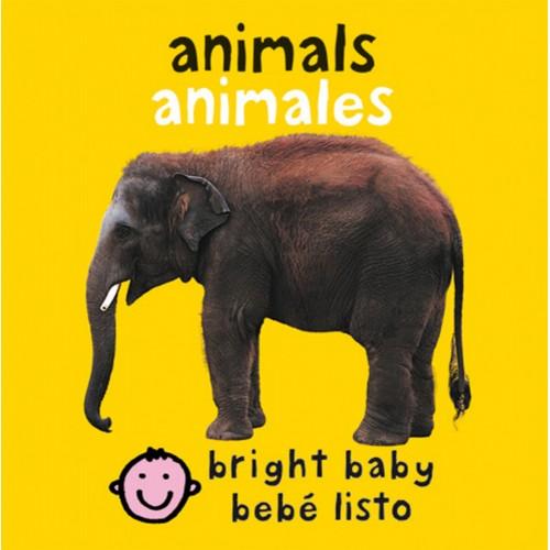 Bilingual bright bany ani - libro para niños en inglés disponible en: www.happyeureka.com