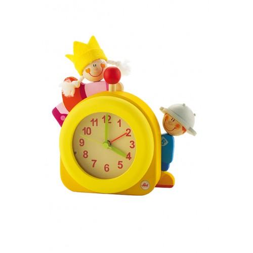 Reloj de alarma - El principe disponible en: www.happyeureka.com