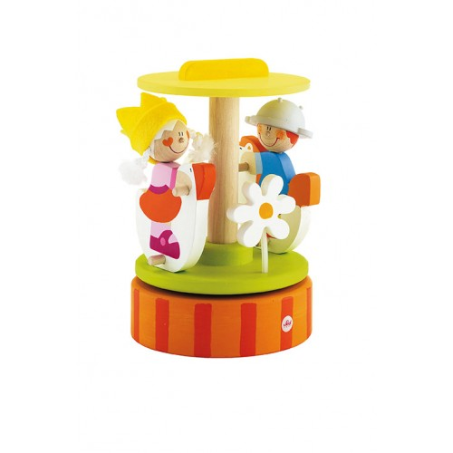 Caja musical - El principe disponible en: www.happyeureka.com