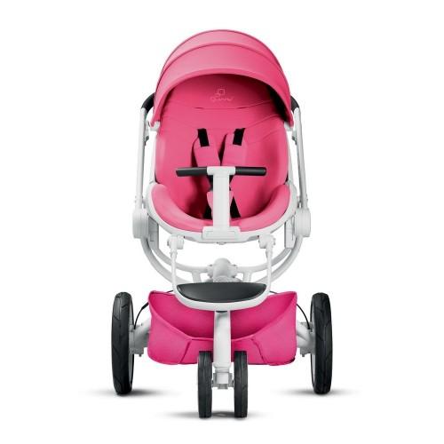 Coche de bebé - Moodd rosado disponible en: www.happyeureka.com