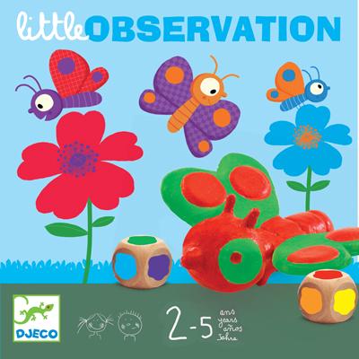 Juego de observación - Las mariposas