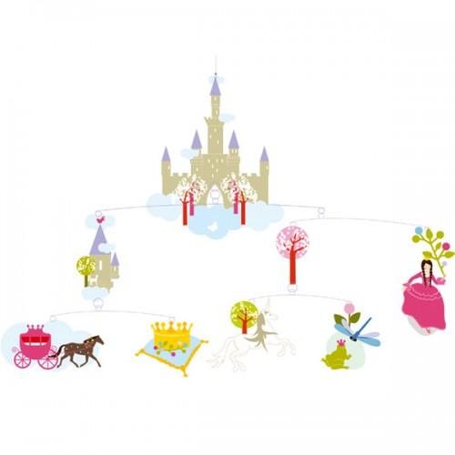 Mobile a princess dream disponible en: www.happyeureka.com