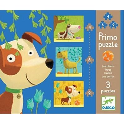 Puzzle primo dogs