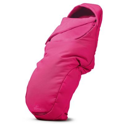 Saco de dormir para coche rosado