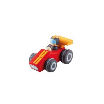 Carro deportivo para armar - Sonajero