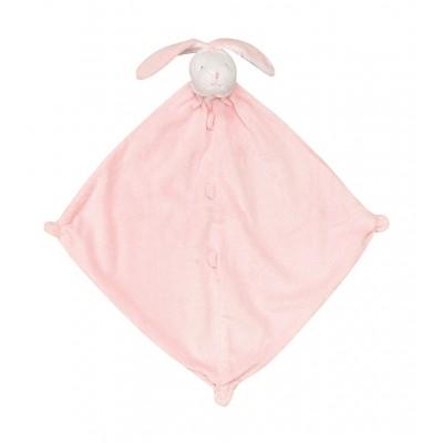 Cobija de apego para bebé - Conejo rosado