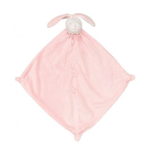 Cobija de apego para bebé - Conejo rosado disponible en: www.happyeureka.com
