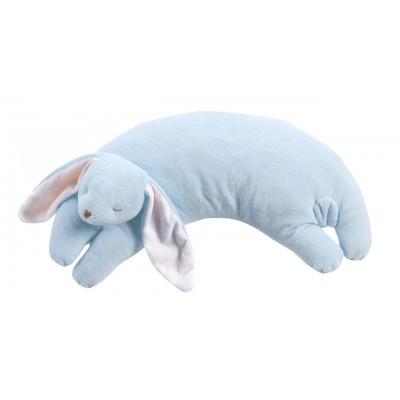 Almohada para bebé - Conejo azul