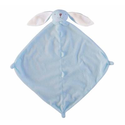 Cobija de apego para bebé - Conejo azul