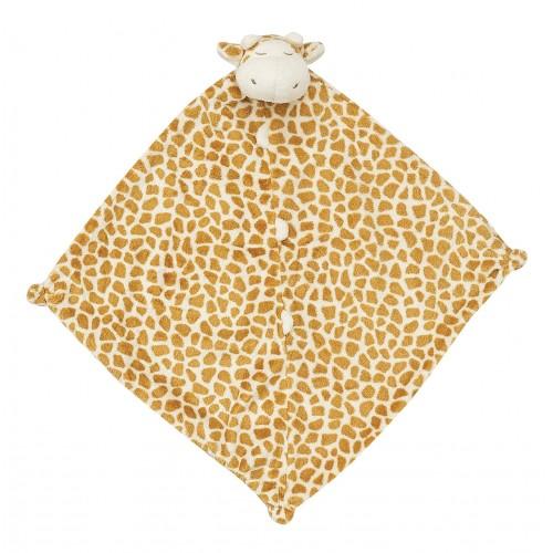 Cobija de apego para bebé - Jirafa disponible en: www.happyeureka.com