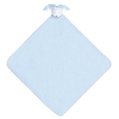 Manta conejito azul