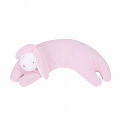 Almohada para bebé - Conejo rosado