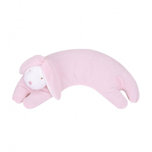 Almohada para bebé - Conejo rosado disponible en: www.happyeureka.com