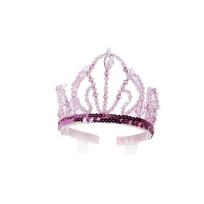 Pink beauty tiara - tiara para niñas