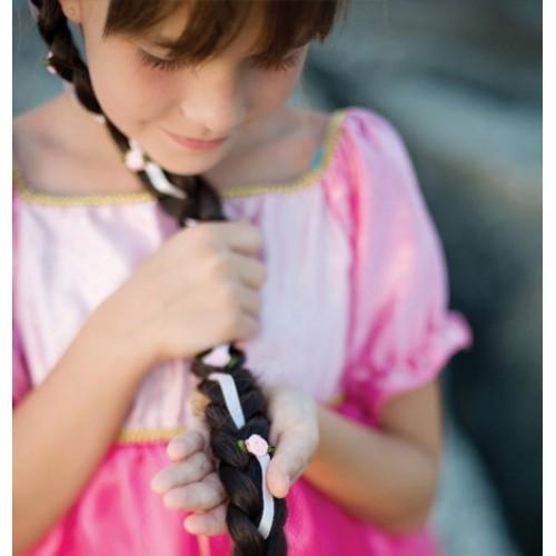 Princess braid cafe - disfraz para niñas de princesa disponible en: www.happyeureka.com