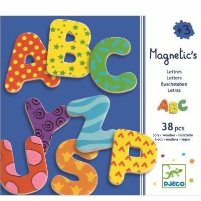 El alfabeto magnético