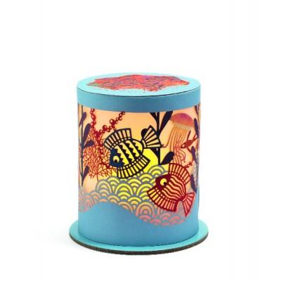 Mini lámpara - El océano