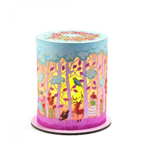 MINI NIGHT LIGHT FOREST disponible en: www.happyeureka.com