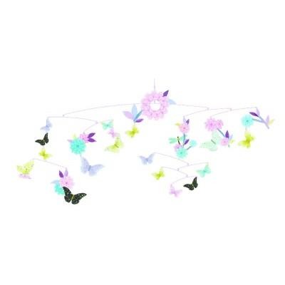 Mini móvil - Las mariposas volando