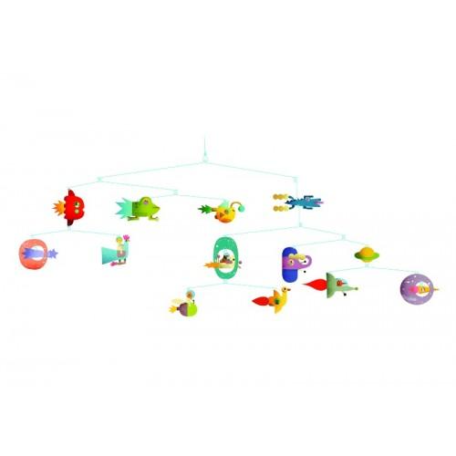 Mini móvil - Vehículos del espacio disponible en: www.happyeureka.com