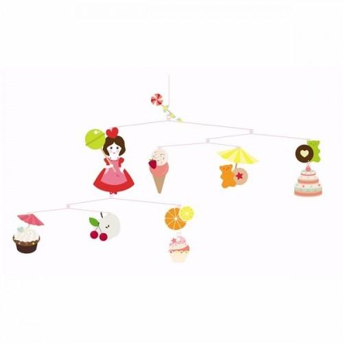 Móvil - Los dulces de Polly disponible en: www.happyeureka.com