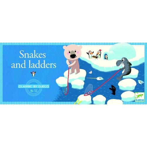 Juego clásico - la escalera de los Pingüinos disponible en: www.happyeureka.com