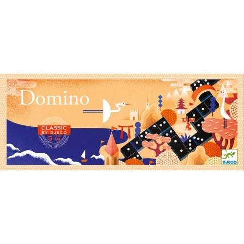 Juego clásico - Domino disponible en: www.happyeureka.com