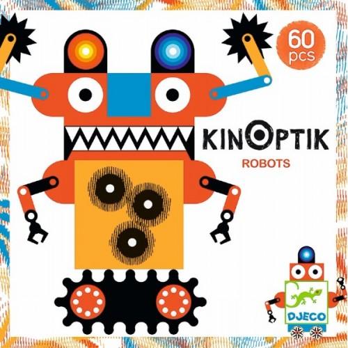 Robots Kinoptik disponible en: www.happyeureka.com