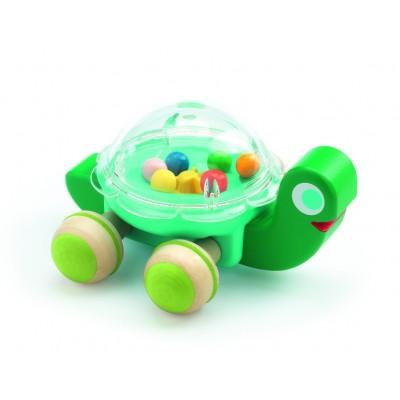 Juguete para halar - La tortuga Lola