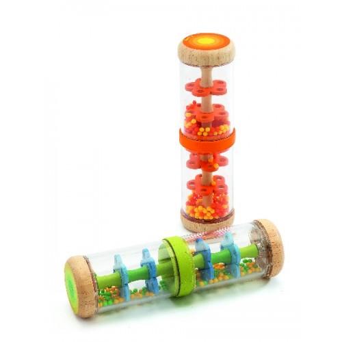 Maraca multiactividades - Naranja disponible en: www.happyeureka.com