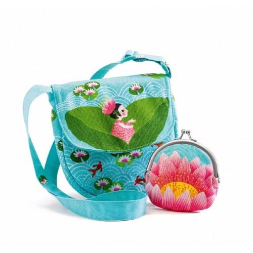 Bolso y monedero de Miss Lily disponible en: www.happyeureka.com