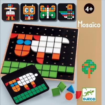Juego educativo - Mosaico