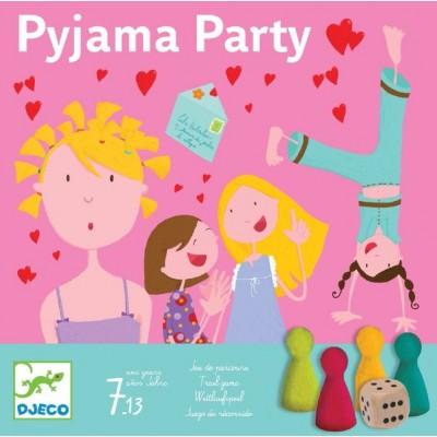 Juego de mesa - Fiesta de pijamas